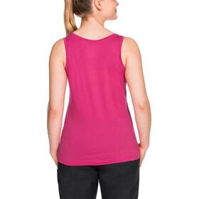 Jack Wolfskin Essential Top Women tropic pink